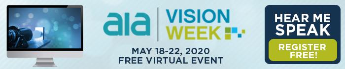 AIA Vision Week