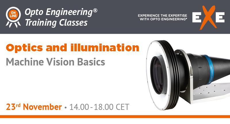 Optics and Illumination Machine Vision Basics