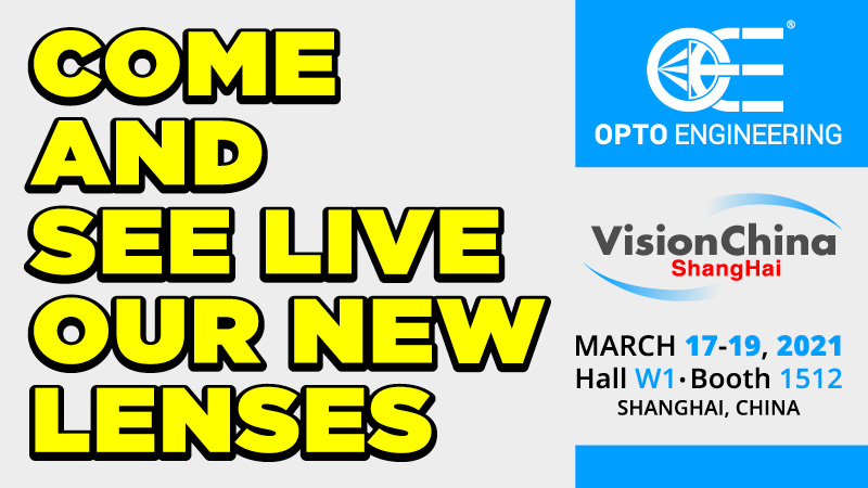Come and see our lenses at Vision China Shanghai 2021